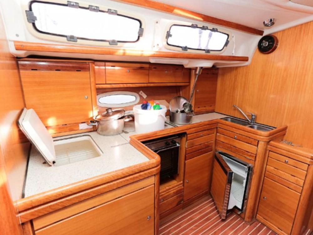 Boat rental Castrignano del Capo cheap Bavaria 46