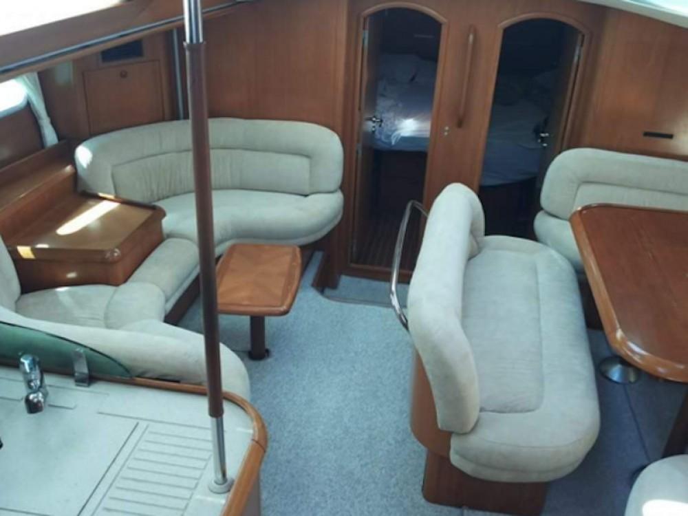 Sailboat for rent Castrignano del Capo at the best price