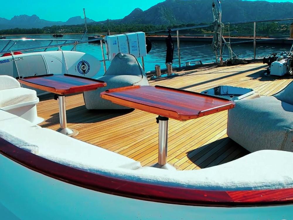 Boat rental Cannigione cheap Gulet