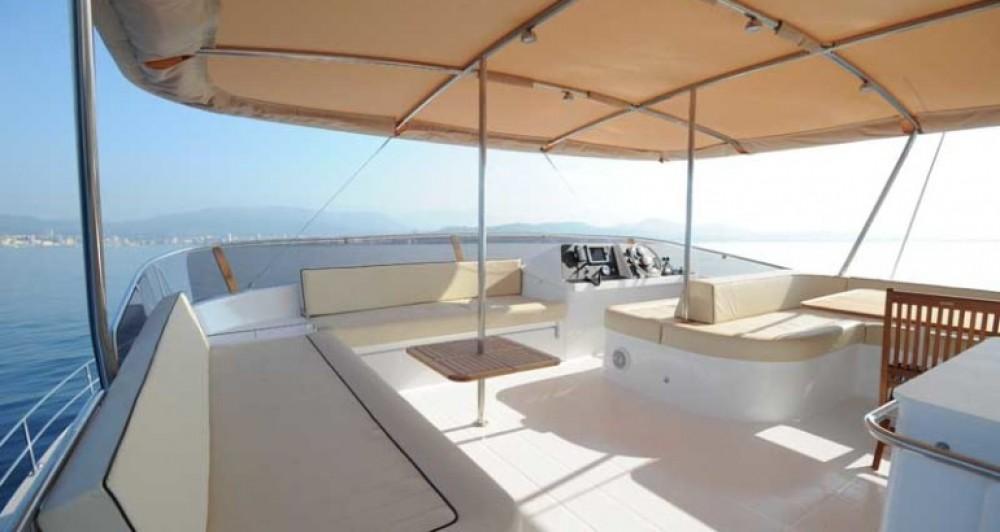 Rental yacht Kontokali - Fountaine Pajot Fountaine Pajot Queensland 55 on SamBoat