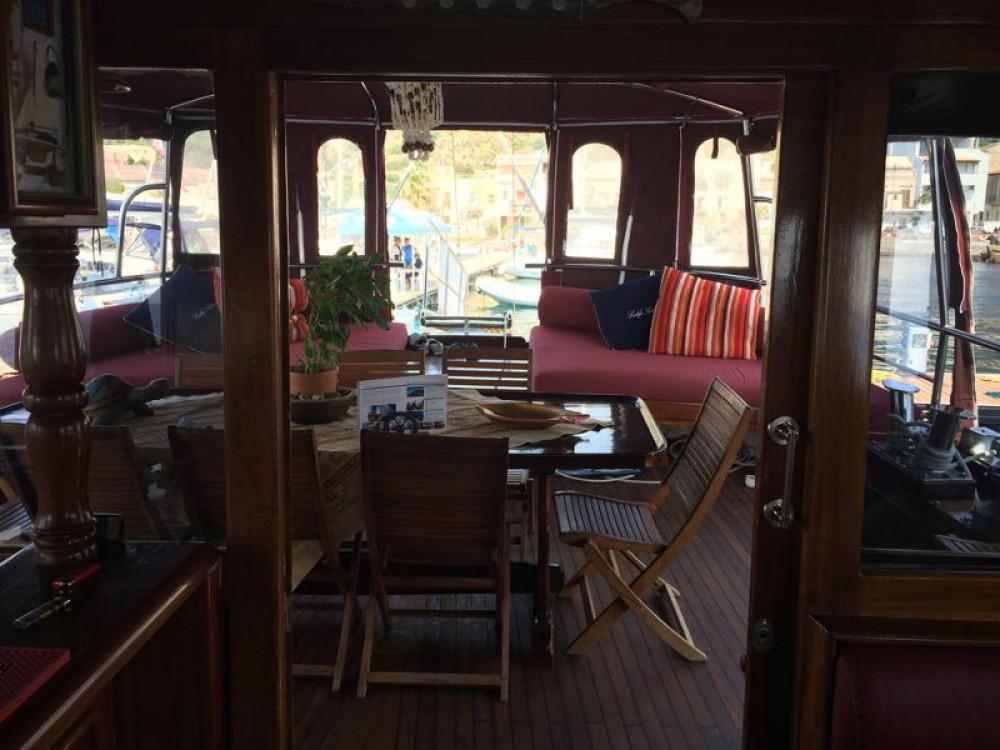 Rental yacht Lipari -  Gulet on SamBoat