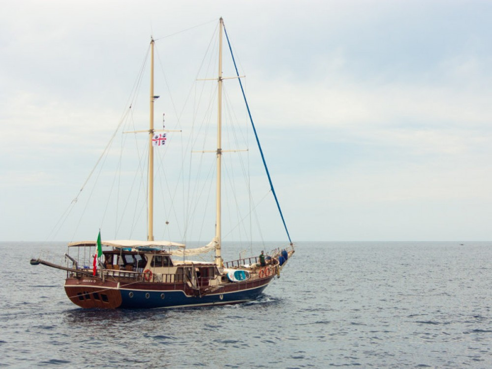 Hire Sailboat with or without skipper  Cannigione