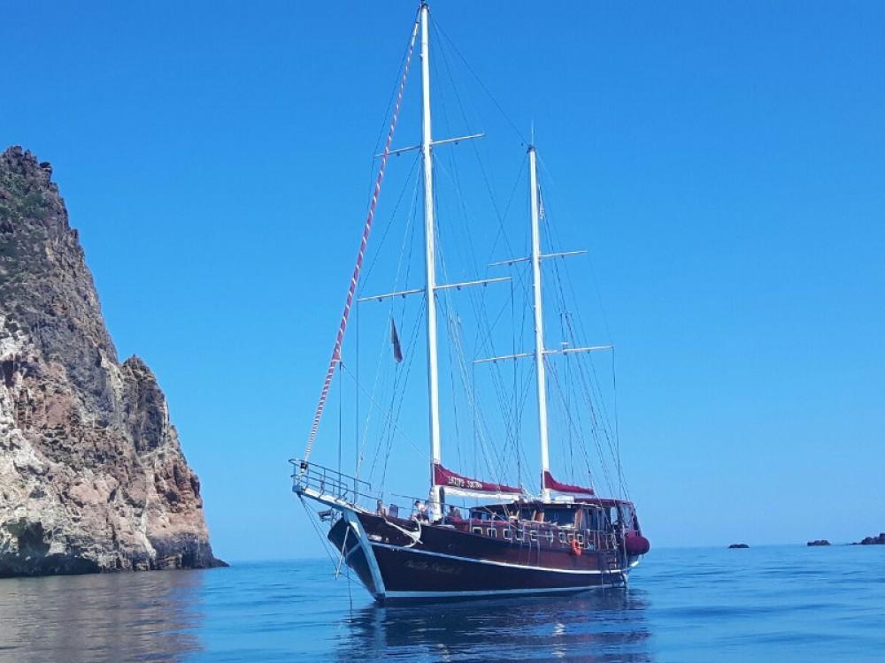 Boat rental  Gulet in Lipari on Samboat