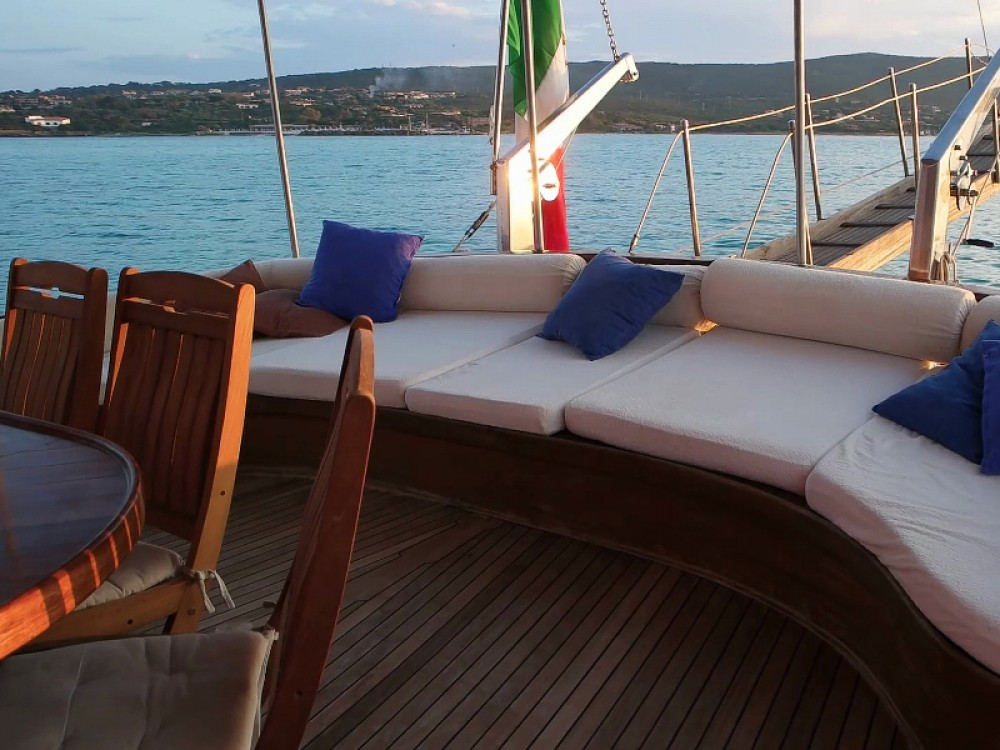 Boat rental  Gulet in Cannigione on Samboat