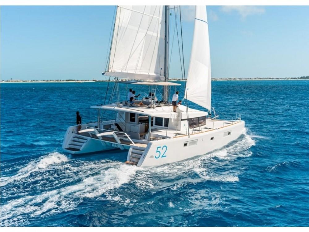 Rental yacht Kontokali - Lagoon Lagoon 52 on SamBoat