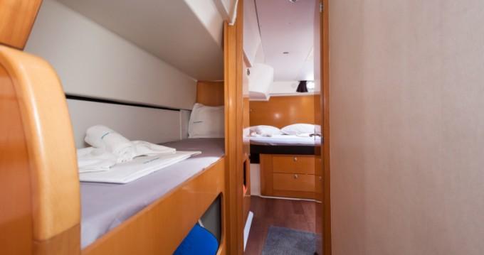 Rental Catamaran in Gouvia - Fountaine Pajot Salina 48