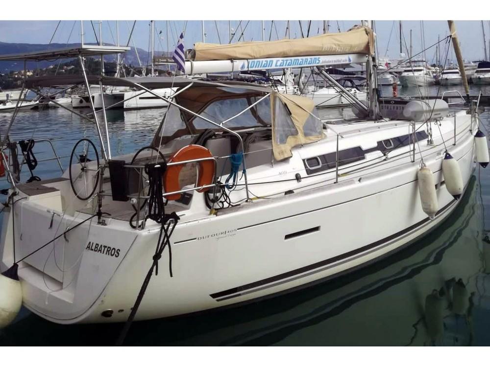 Rental yacht Kontokali - Dufour Dufour 405 on SamBoat