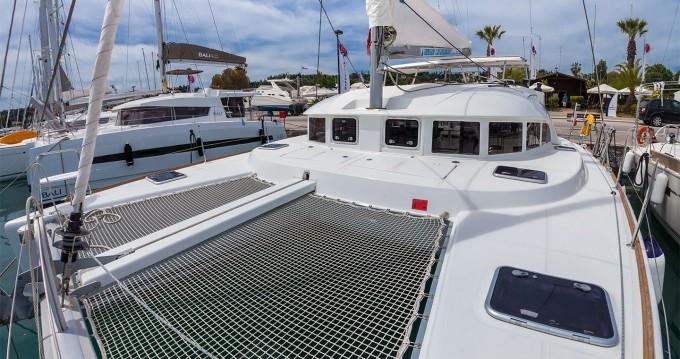 Rental yacht Gouvia - Lagoon Lagoon 380 on SamBoat