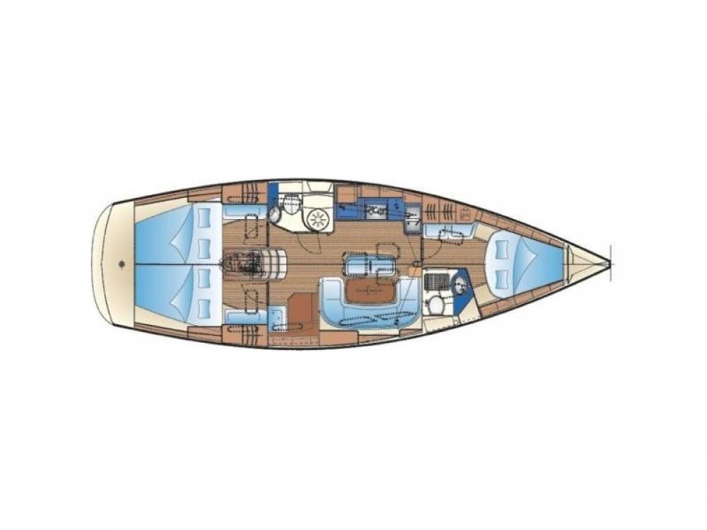 Rental yacht  - Bavaria Bavaria Cruiser 40 on SamBoat