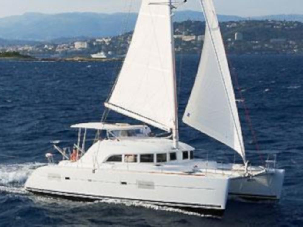 Rental yacht Lefkada - Lagoon Lagoon 380 on SamBoat