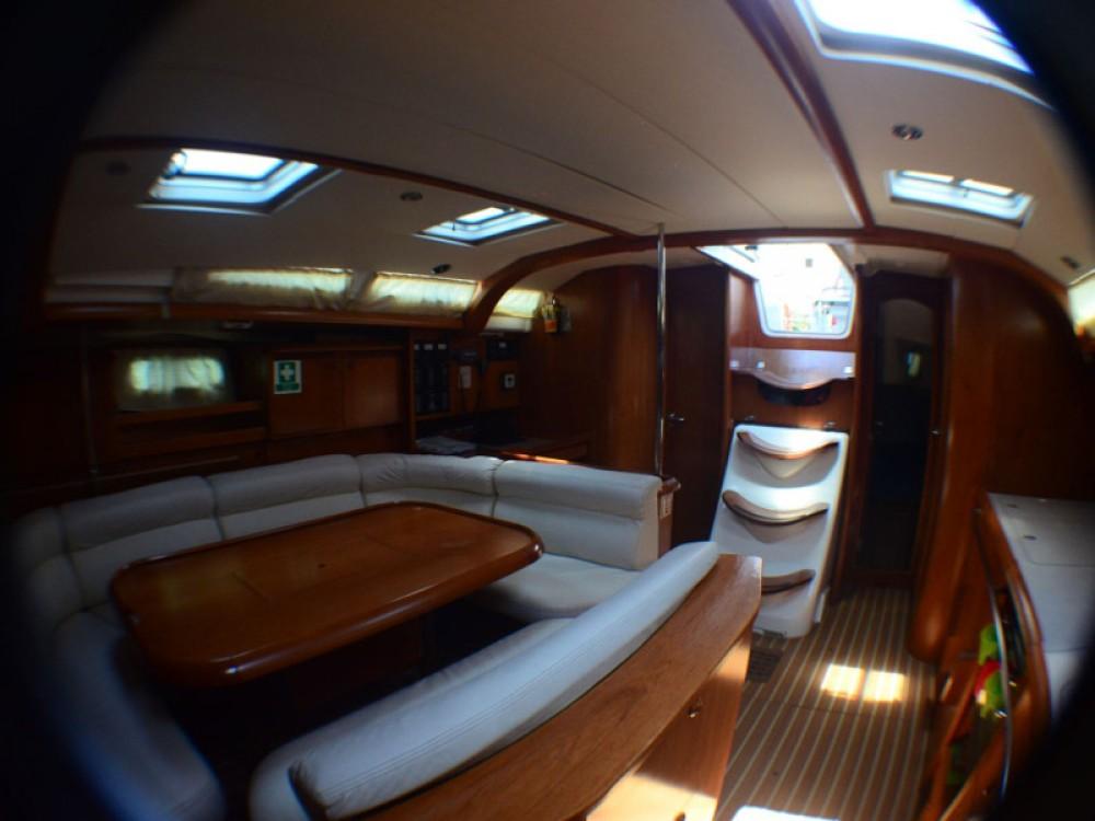 Rental Sailboat in Volos - Jeanneau Sun Odyssey 49