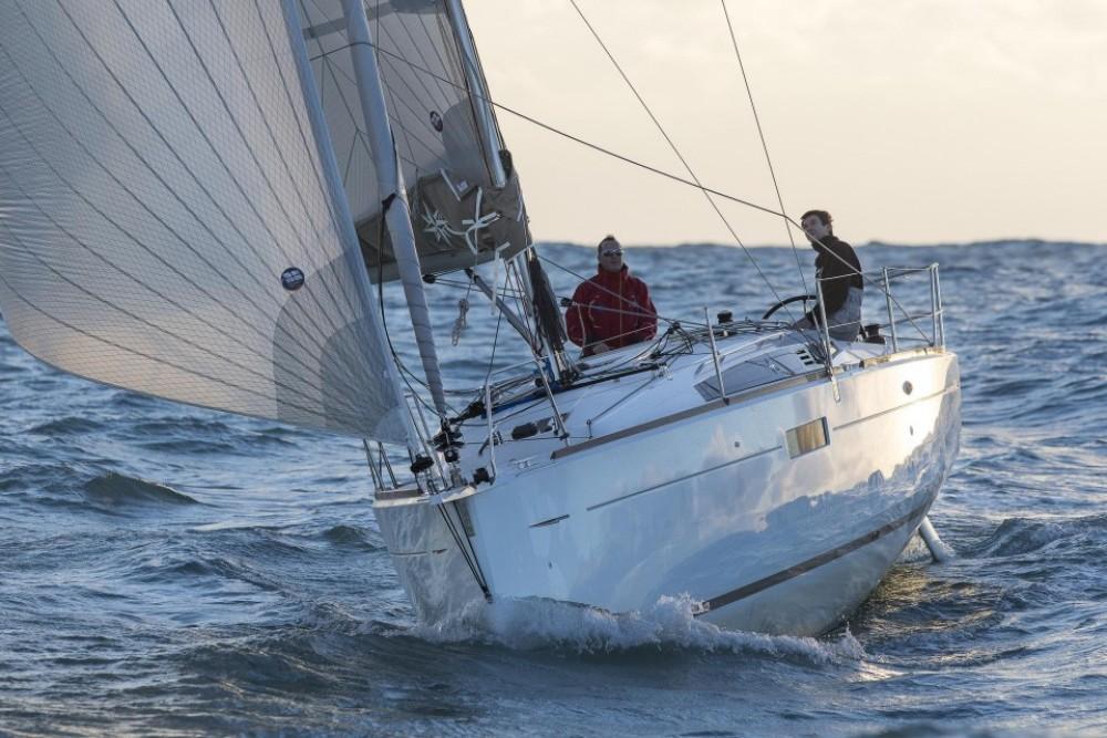 Jeanneau Sun Odyssey 349 between personal and professional Castiglione della Pescaia