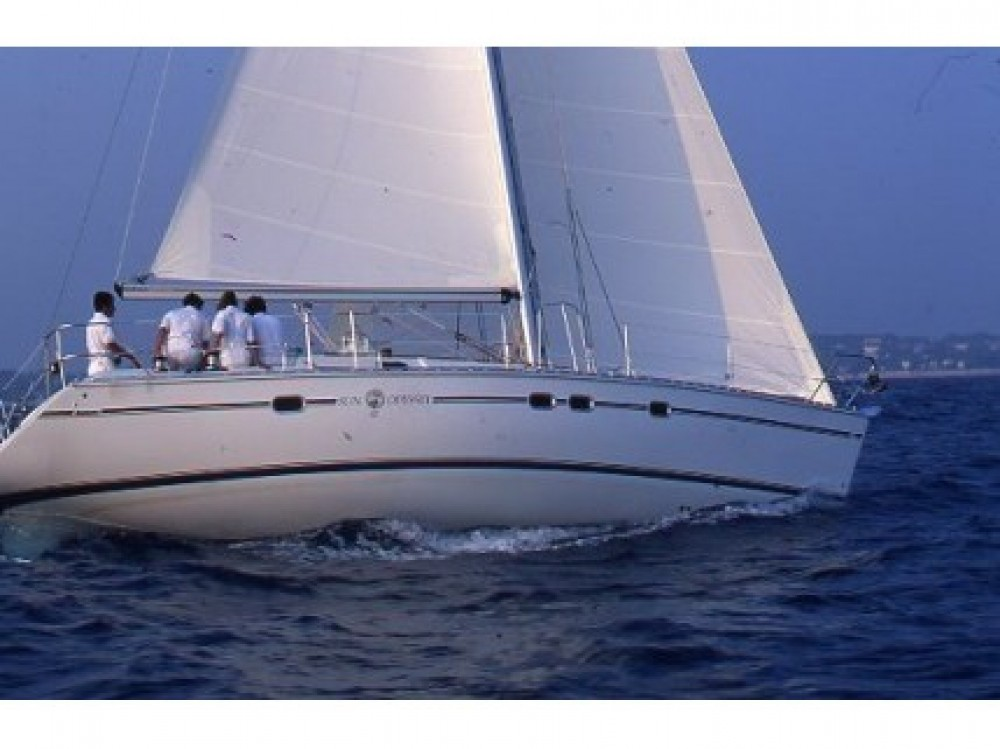 Rental yacht Castiglione della Pescaia - Jeanneau Sun Odyssey 42 on SamBoat