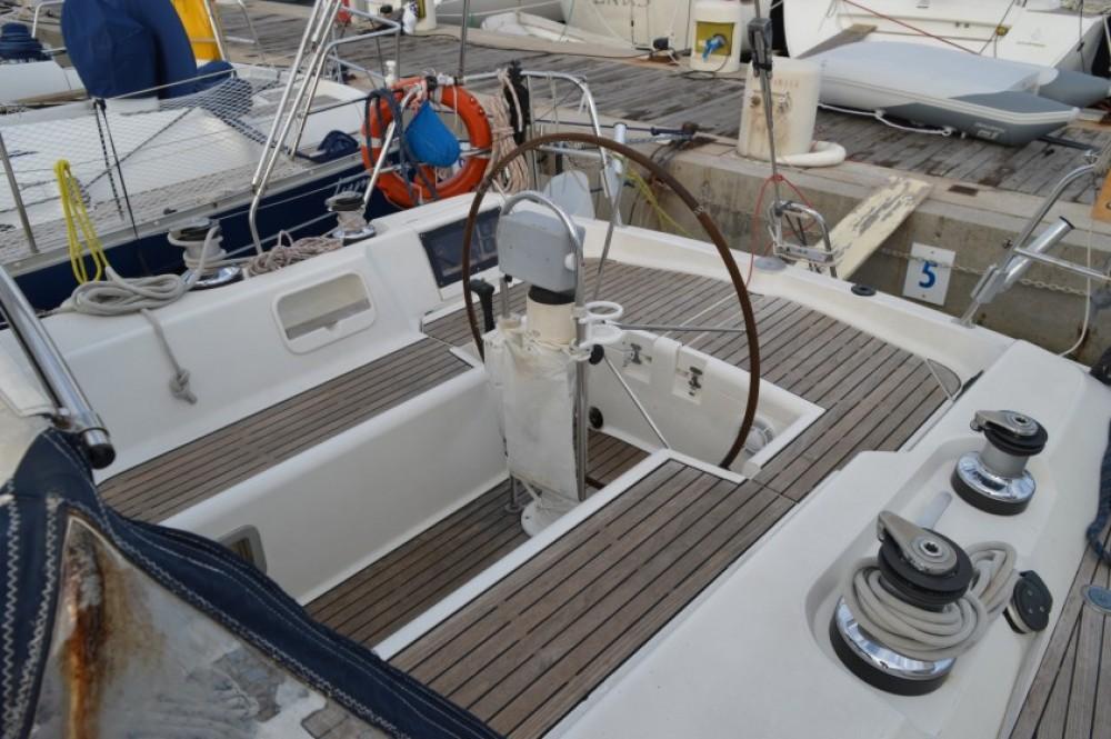 Boat rental Castiglione della Pescaia cheap Sun Odyssey 42