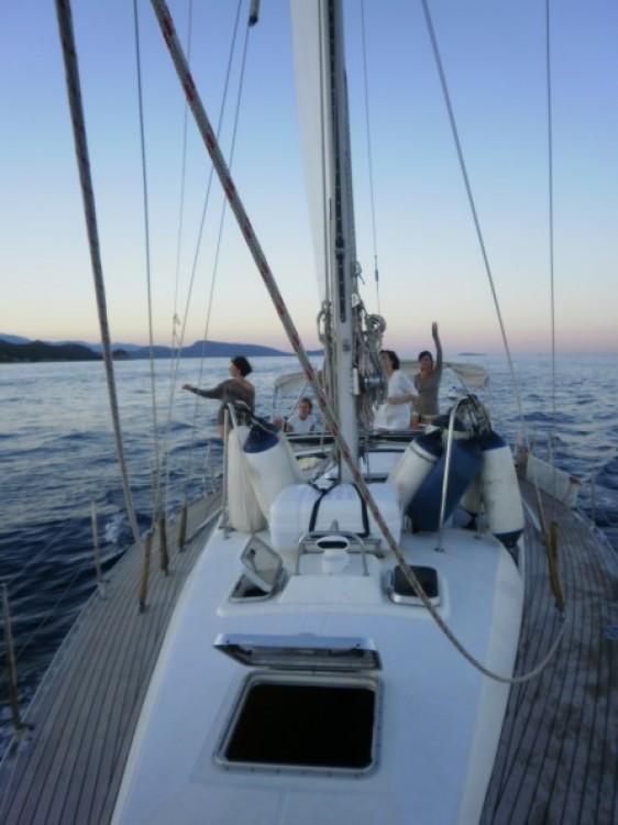 Rent a Jeanneau Sun Odyssey 42 Castiglione della Pescaia
