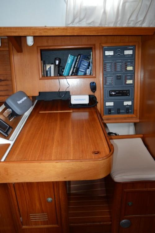 Rental Sailboat in Castiglione della Pescaia - Jeanneau Sun Odyssey 42