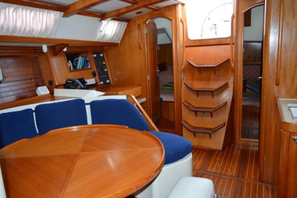 Jeanneau Sun Odyssey 42 between personal and professional Castiglione della Pescaia