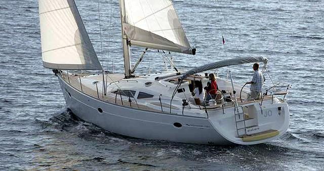 Boat rental Elan Impression 434 in Punta Ala on Samboat