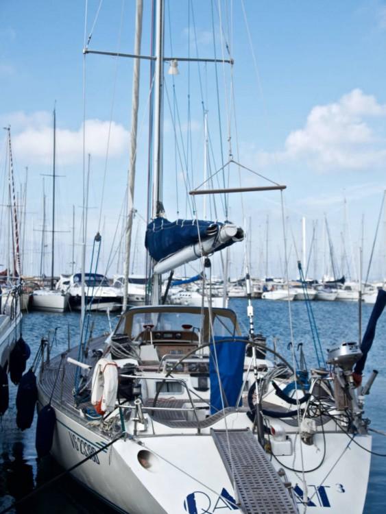 Rent a  Baltic 48 Castiglione della Pescaia