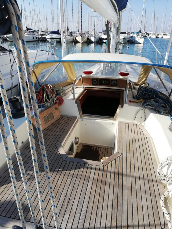 Baltic 48 between personal and professional Castiglione della Pescaia