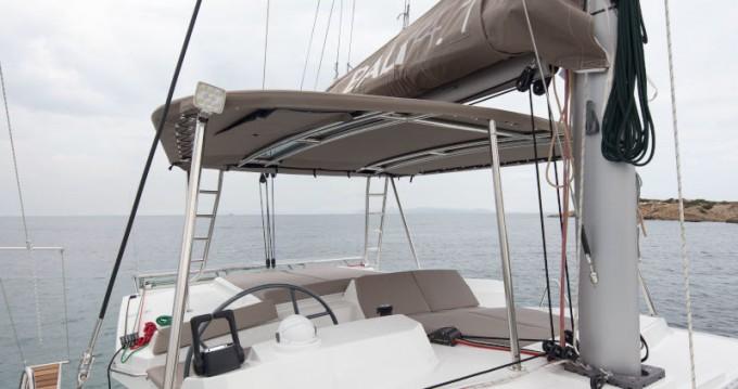 Rent a Bali Catamarans Bali 4.1 Préveza
