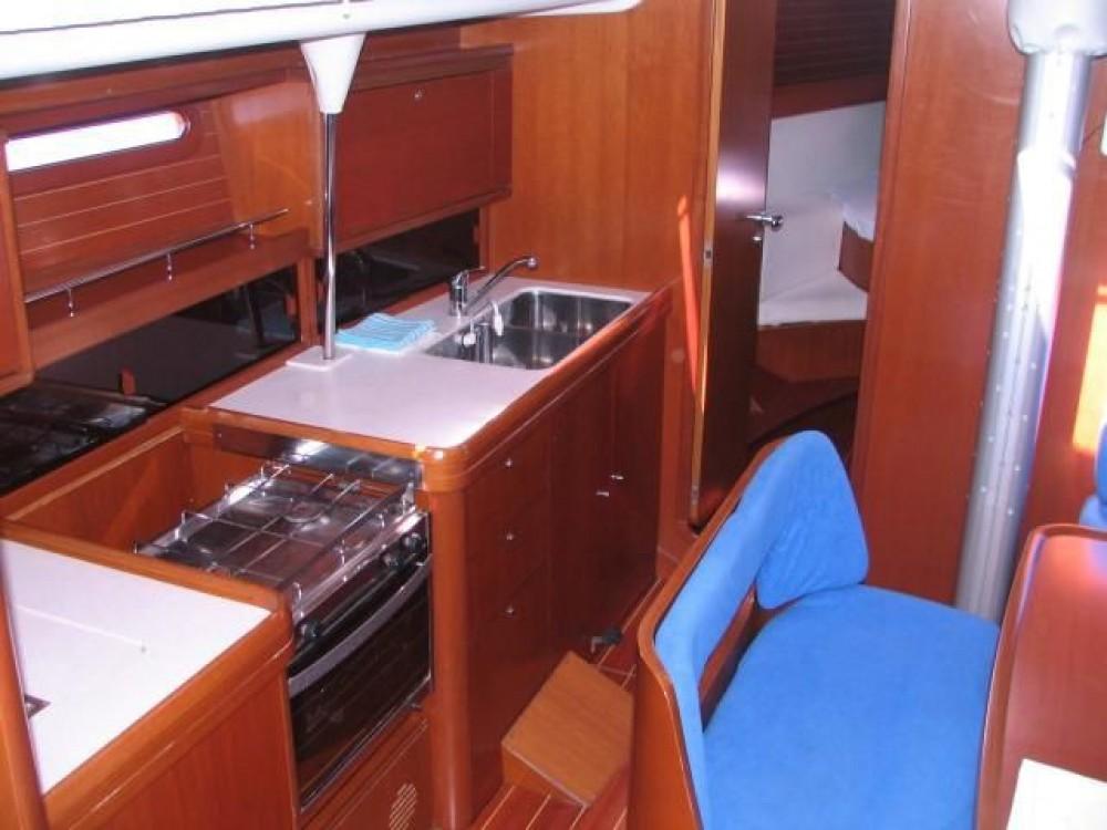 Rental Sailboat in Castiglione della Pescaia - Grand Soleil Grand Soleil 43