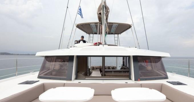 Hire Catamaran with or without skipper Bali Catamarans Municipal Unit of Lefkada