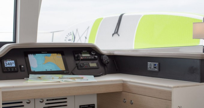 Rental yacht Municipal Unit of Lefkada - Bali Catamarans Bali 4.1 on SamBoat