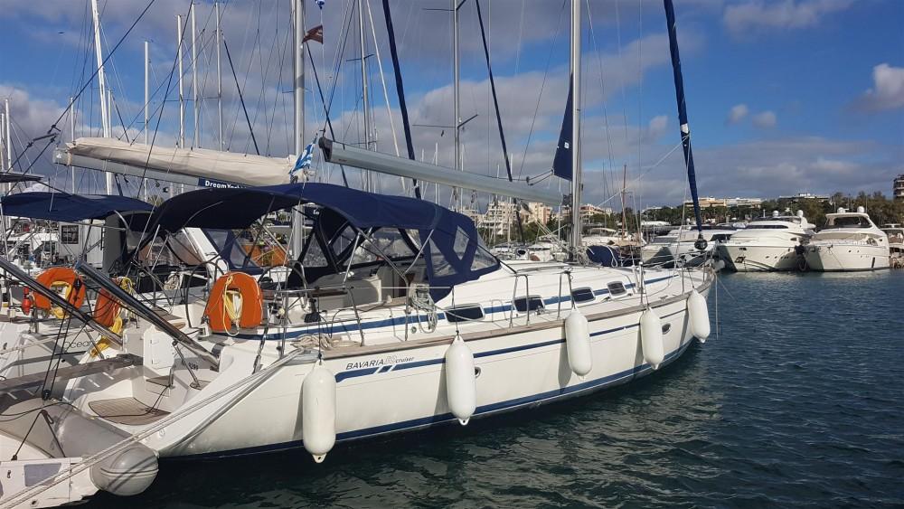 Bavaria Bavaria Cruiser 50 between personal and professional Olympic Marina