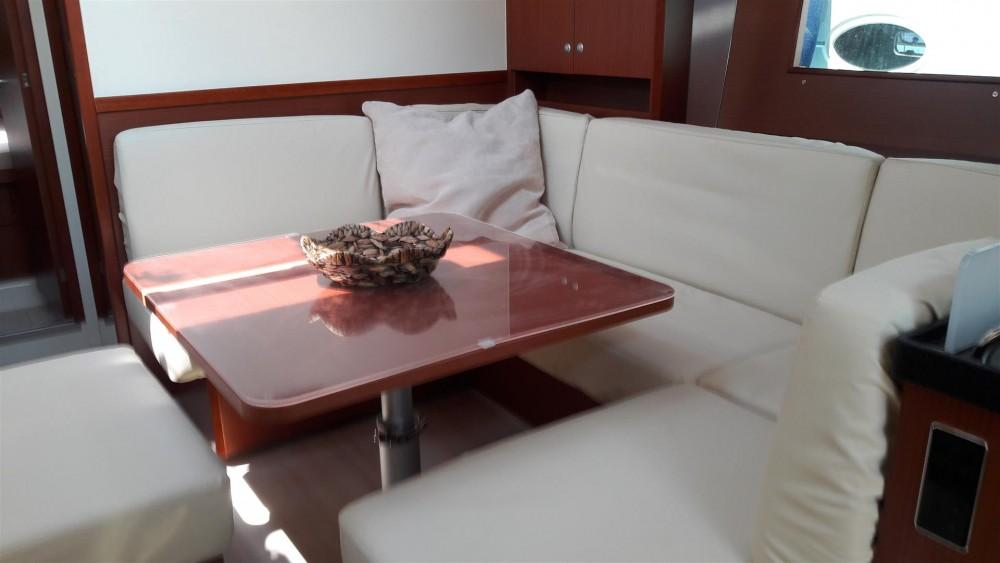 Boat rental Laurium cheap Hanse 455