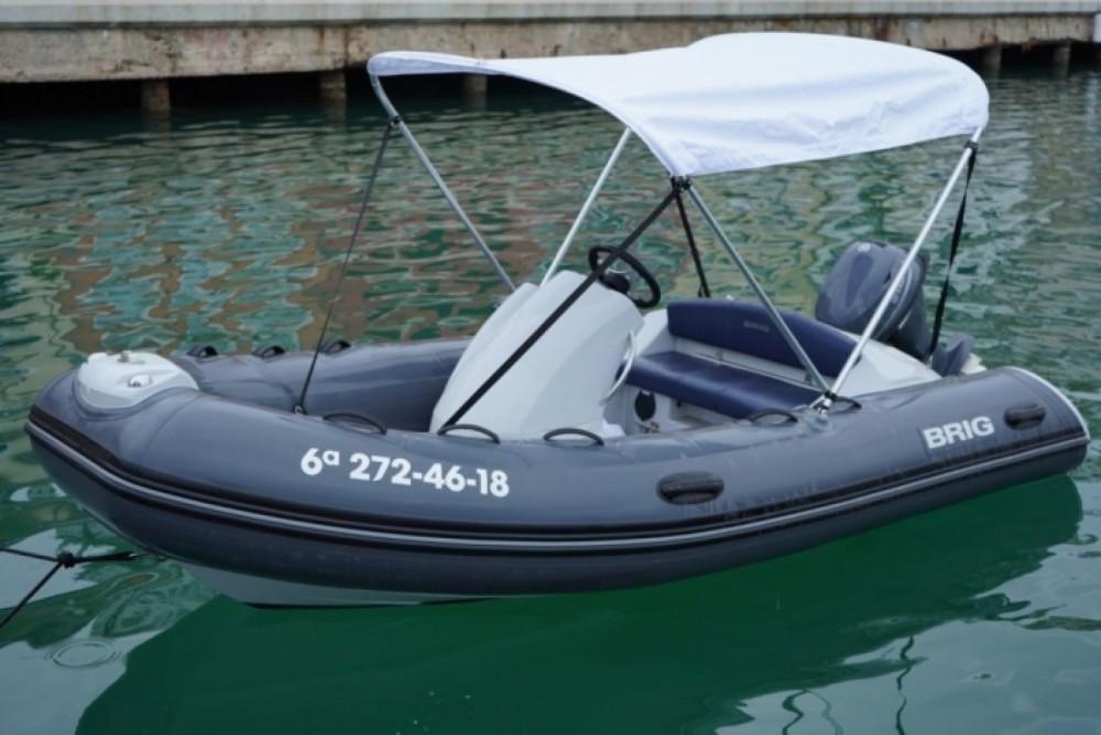 Rental Motor boat in Maó - Brig 380