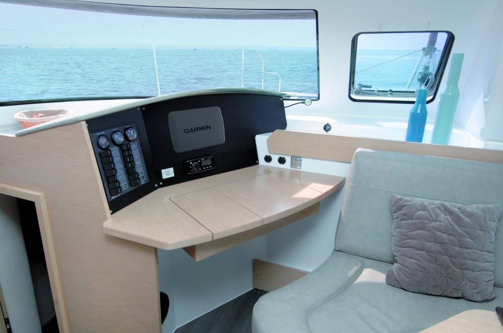 Boat rental Pula cheap Lipari 41 (4 dbl, 2sgl)