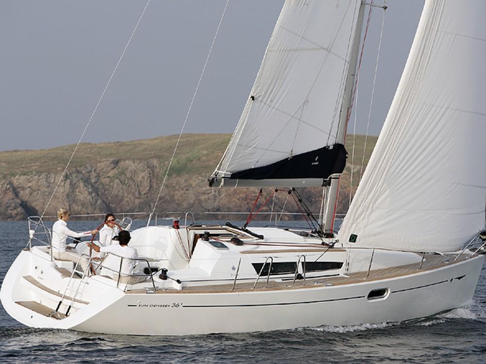Boat rental Pula cheap Sun Odyssey 36i
