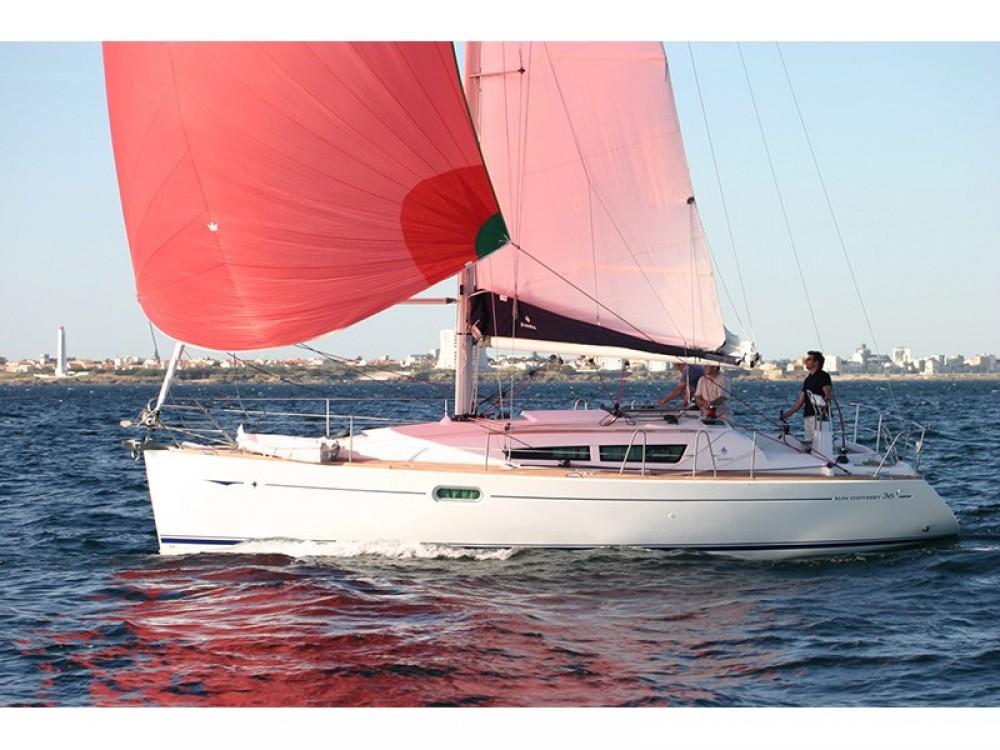 Boat rental Jeanneau Sun Odyssey 36i in Pula on Samboat