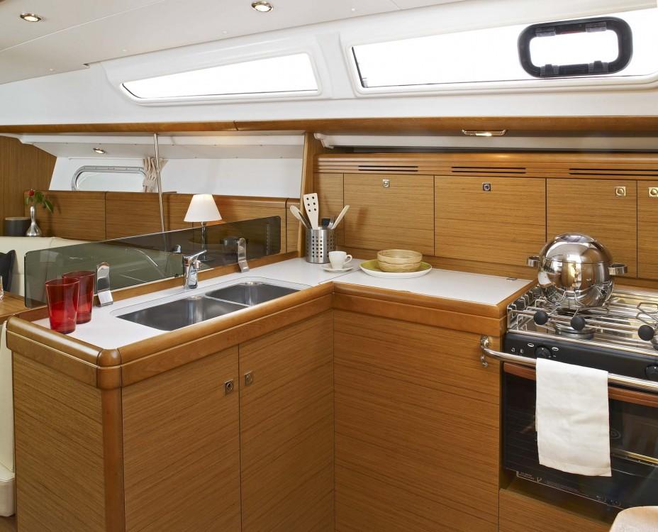 Rental Sailboat in Pula - Jeanneau Sun Odyssey 36i