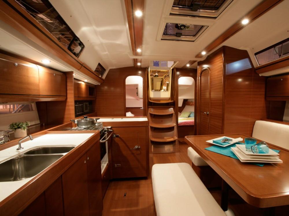 Boat rental Pula cheap Dufour 405 BM