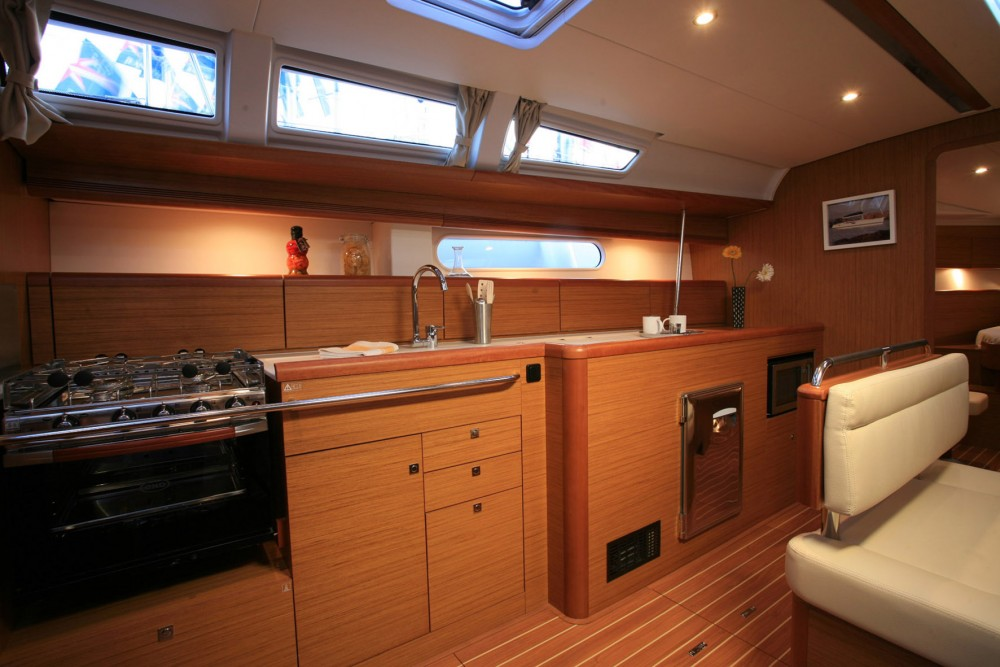Rental yacht Pula - Jeanneau Sun Odyssey 49i on SamBoat