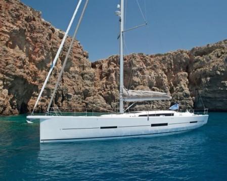 Boat rental Veruda cheap Dufour 560