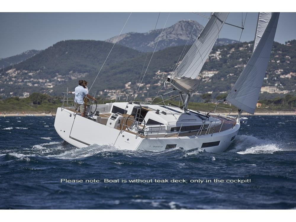 Jeanneau Sun Odyssey 440 / 4 cabins between personal and professional Marina Kaštela