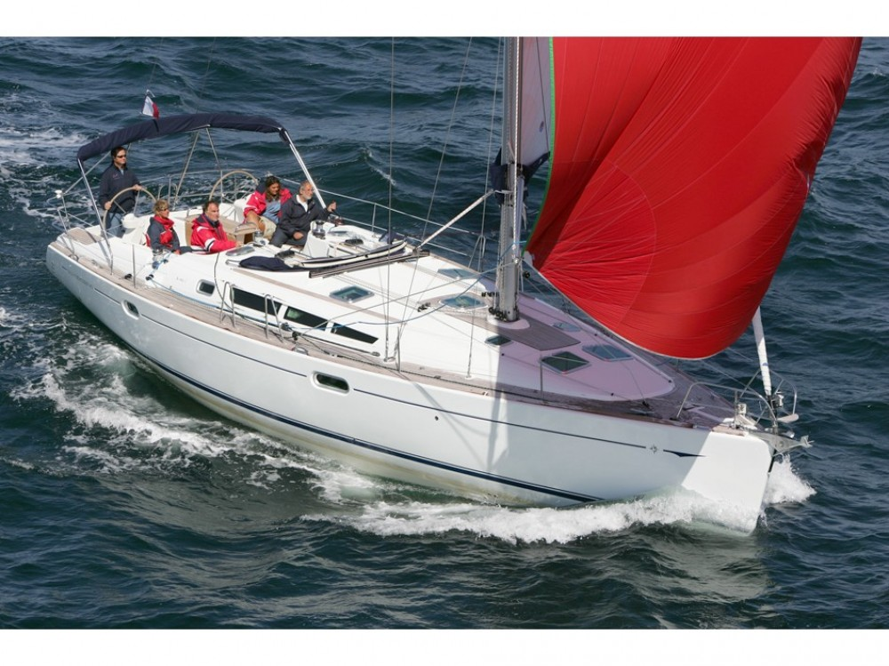 Boat rental Marina Kaštela cheap Sun Odyssey 45