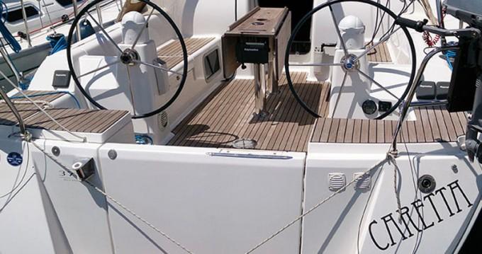 Rental yacht Veruda - Dufour Dufour 375 on SamBoat