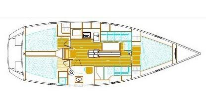 Boat rental Alubat Ovni 395 in Veruda on Samboat