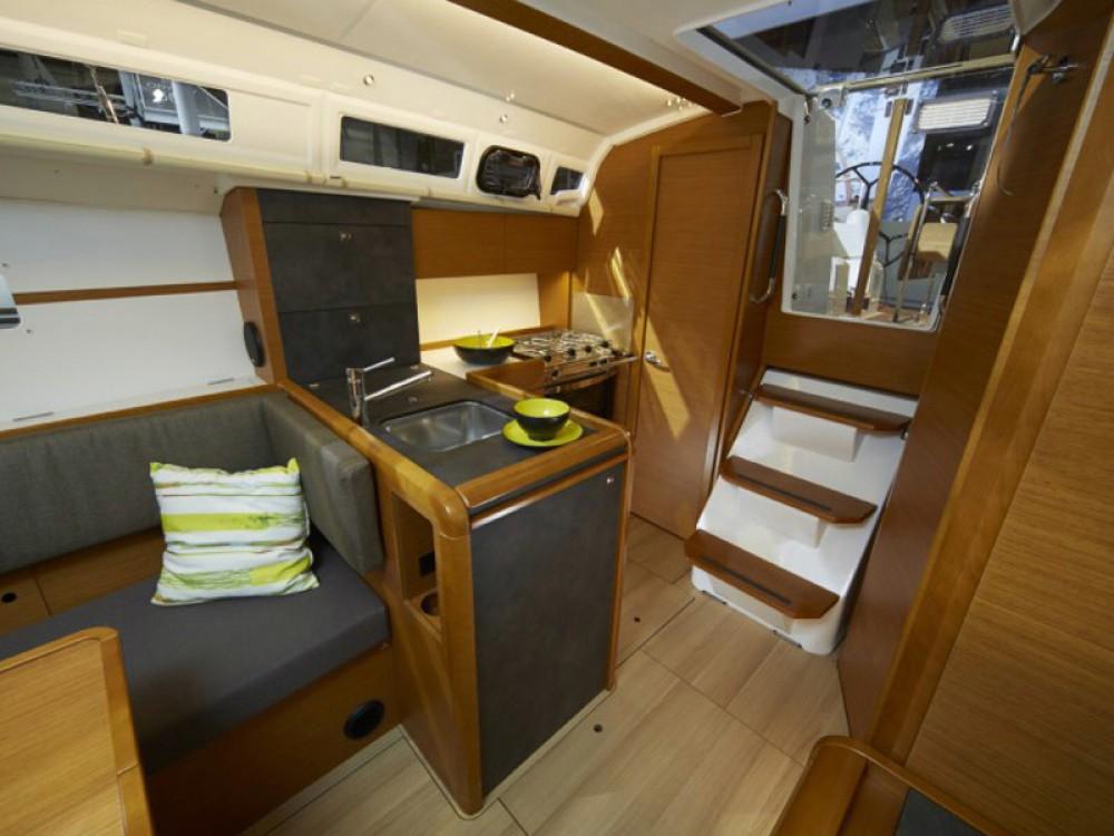 Boat rental Marina Kaštela cheap Sun Odyssey 349