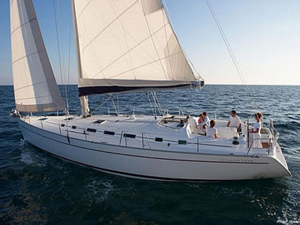 Rent a Bénéteau Cyclades 50.5 Marina Gouvia