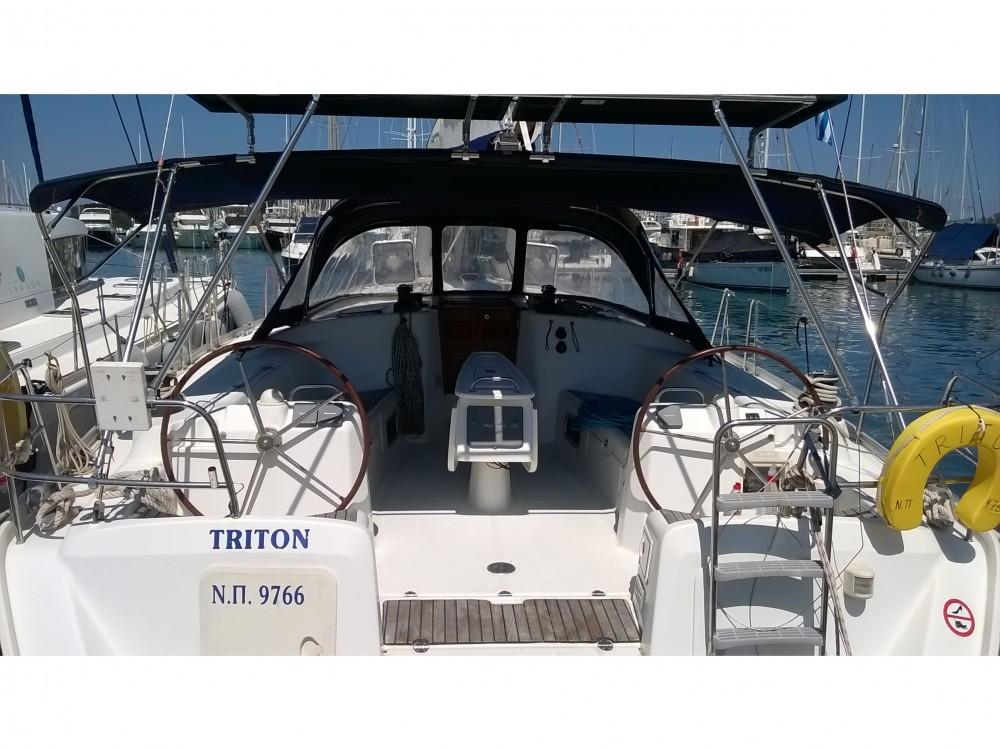 Rental yacht Marina Gouvia - Bénéteau Cyclades 50.5 on SamBoat