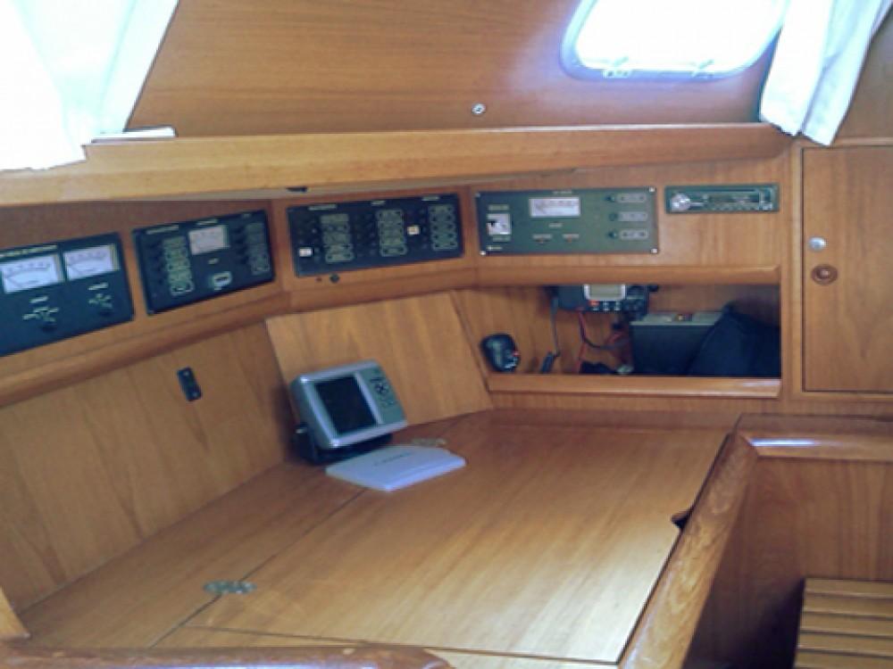 Boat rental Jeanneau Sun Odyssey 45.2 in Marina Gouvia on Samboat