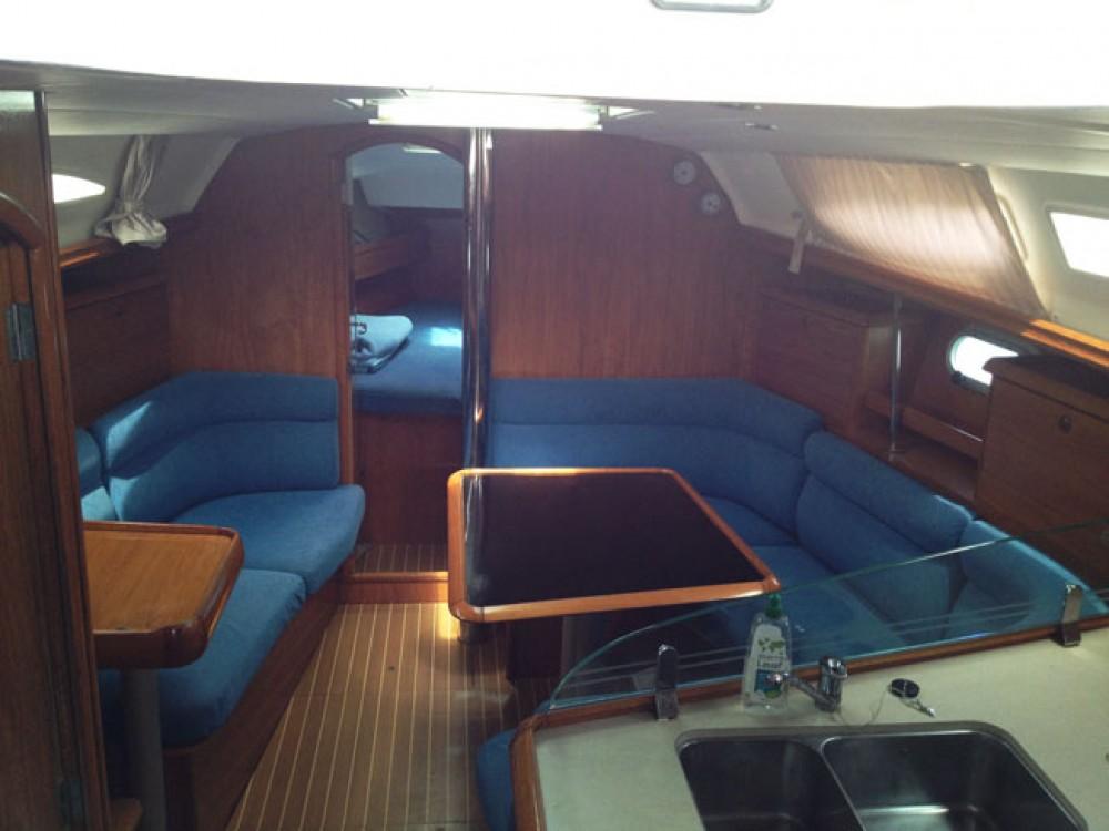 Rental Sailboat in Marina Gouvia - Jeanneau Sun Odyssey 37