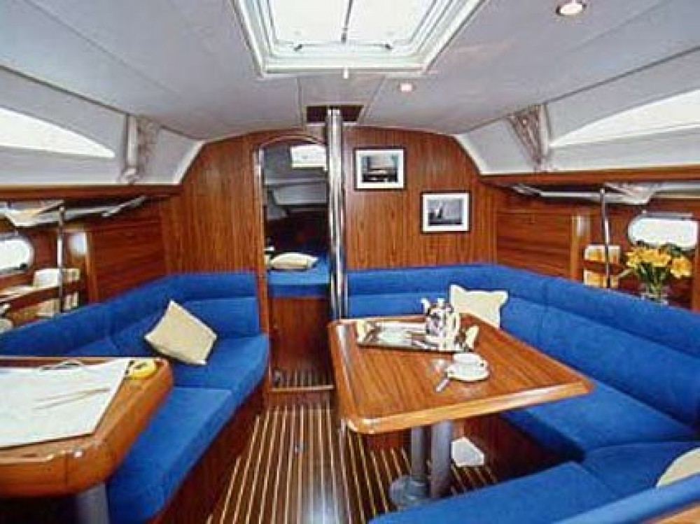 Sailboat for rent Marina Gouvia at the best price