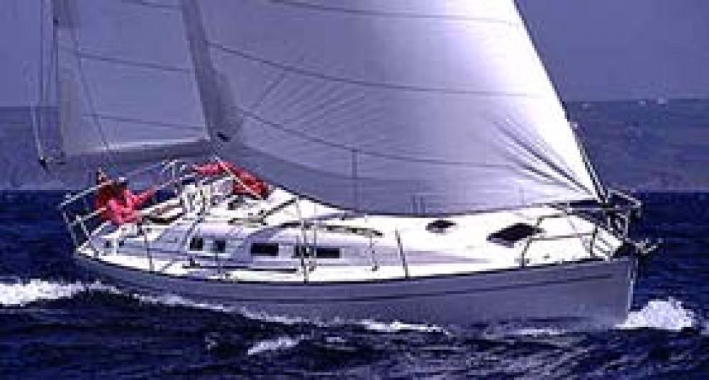 Rental Sailboat in Marina Gouvia - Moody Moody 336