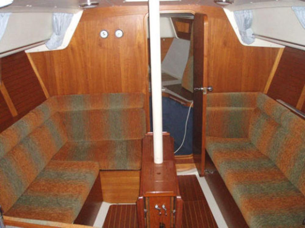 Boat rental Marina Gouvia cheap Moody 336